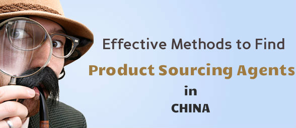product sourcing agents in China