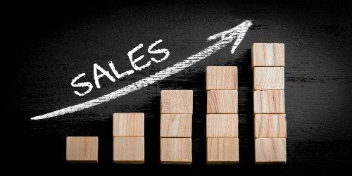 sales record
