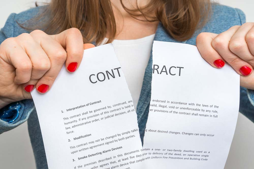 Contract-Related Mistakes