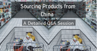 Product Sourcing from China